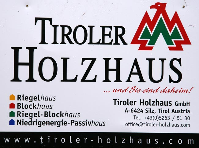 LogoTirolerHolzhaus2010