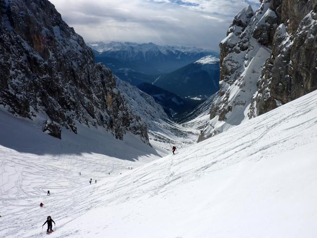 SkitourGruensteinscharte2011-01-29_1