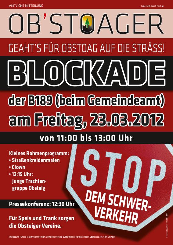 Blockade2012