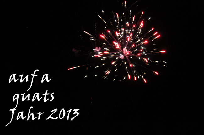 Silvester2013 guatsJahr