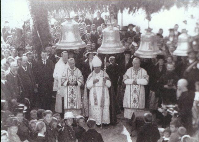 Glockenweihe1923