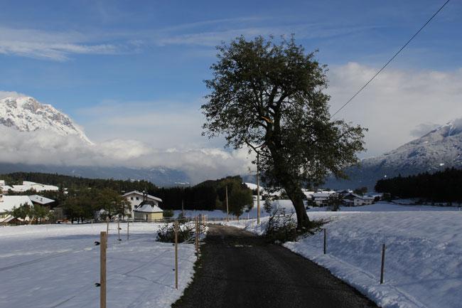 Schneefall2013-10-11 14