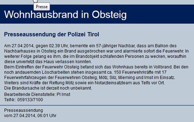 PresseaussendungLPD BrandObsteig2014-04-27