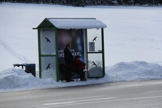 BushaltestelleHolzleiten2012-12-31