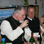 """2009 - bevor ich ein Glas Wein trinke ist mir meine """"Krumme"""" lieber"""
