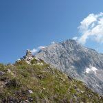 Griesspitze vom Wankklettersteig