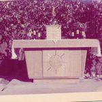 Altar beim Gemeindeamt