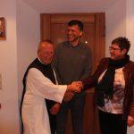 Pfarrer Andreas gratuliert