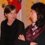 Johanna Schaber und Magdalena Markt