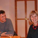 Roman Patterer übernahm von Isolde Woolley