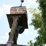auch der Glockenturm wurde zerstört