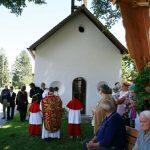Einweihung der restuarierten Kapelle am 19.07.2008