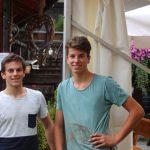 Manuel und Mattias